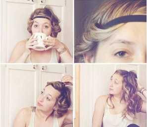 Домашняя укладка волос быстро