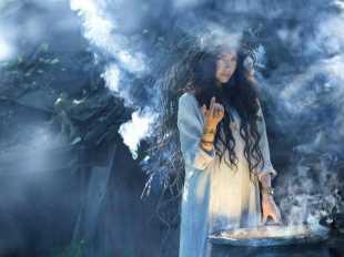 Властная ведьма