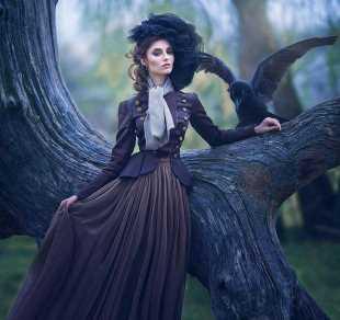 Ведьма-мечтательница