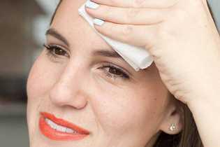 Освежи макияж