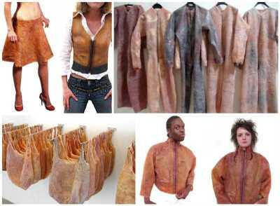 Изделия из человеческой кожи фото 6