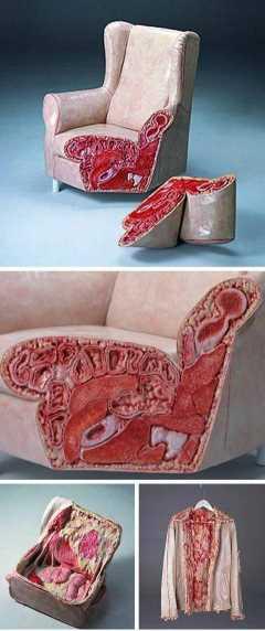 Изделия из человеческой кожи фото 16