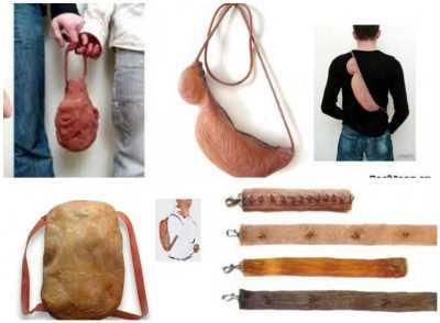 Изделия из человеческой кожи фото 7