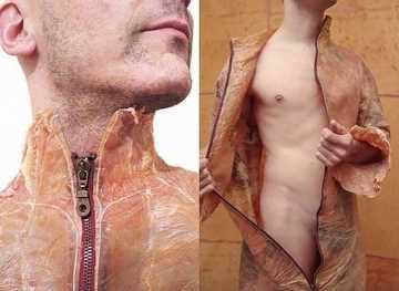 Изделия из человеческой кожи фото 5