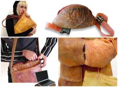 Изделия из человеческой кожи фото 11
