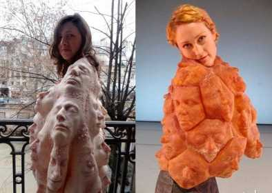 Изделия из человеческой кожи фото 10