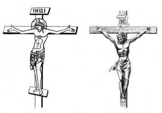 разные кресты