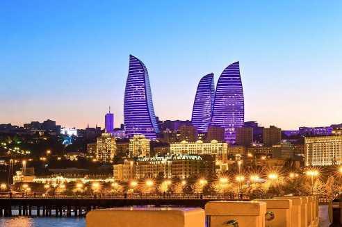 Баку Азербайджан