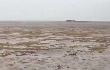 Океан исчез фото