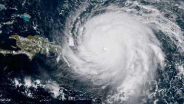 Океан исчез циклон