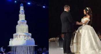 Богатая свадьба
