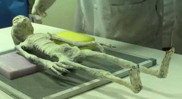 инопланетные мумии