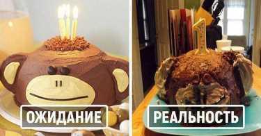 """Торт """"Обезьянка"""""""
