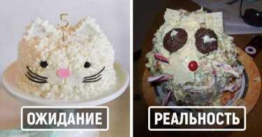 """Торт """"Котик"""""""