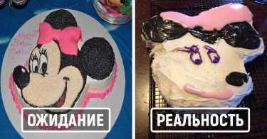 "Торт ""Мышка"""