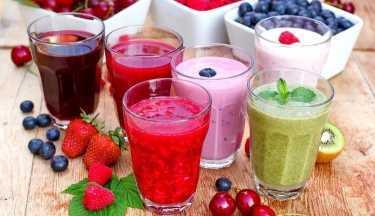 Рецепты низкокалорийных напитков
