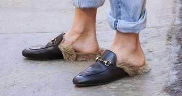 Cтранная обувь