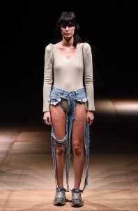 джинсы-стринги фото