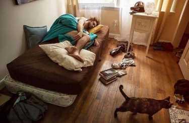 Спальня фото 7