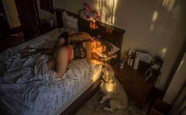 Спальня фото 9