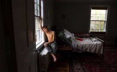 Спальня фото 12