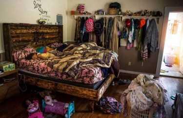 Спальня фото 14