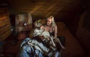 Спальня фото 20