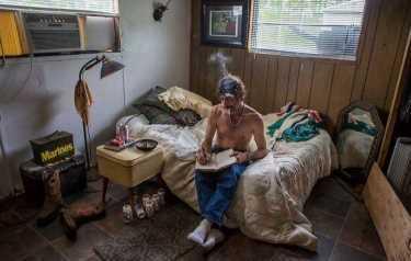 Спальня фото 21