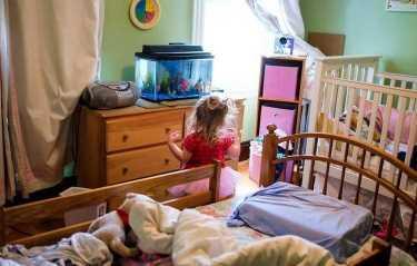 Спальня фото 25
