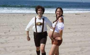 Фотографии беременных женщин 5