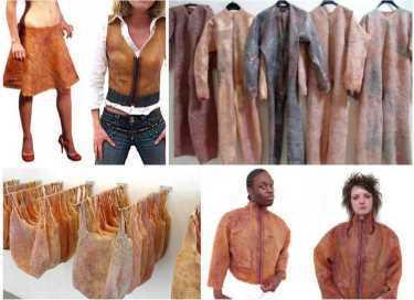 Изделия из человеческой кожи