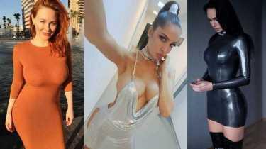 вечерние платья интернет