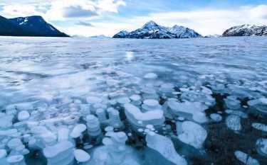 Огнеопасные ледяные пузыри