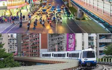 Современные города