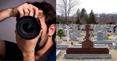 Как нельзя фотографироваться