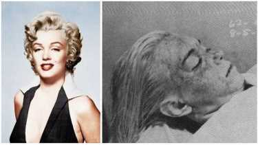 Мэрилин Монро, скончалась 5 августа 1962 года (36 лет)
