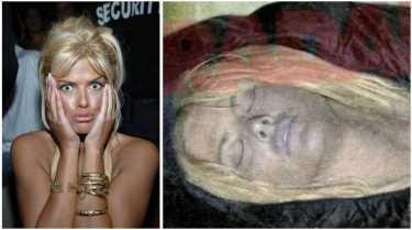 Анна Николь Смит, скончалась 8 февраля 2007 года (39 лет)