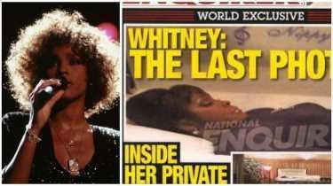Уитни Хьюстон, скончалась 11 февраля 2012 года (48 лет)