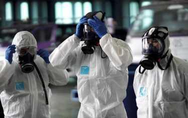 Короновирус 2019-nCoV в Китае