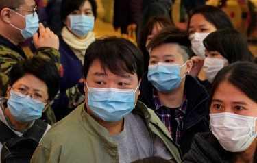 Короновирус маски